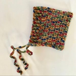 Handmade Crochet Bonnet